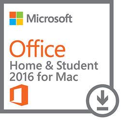 Office Home & Student Mac 2016